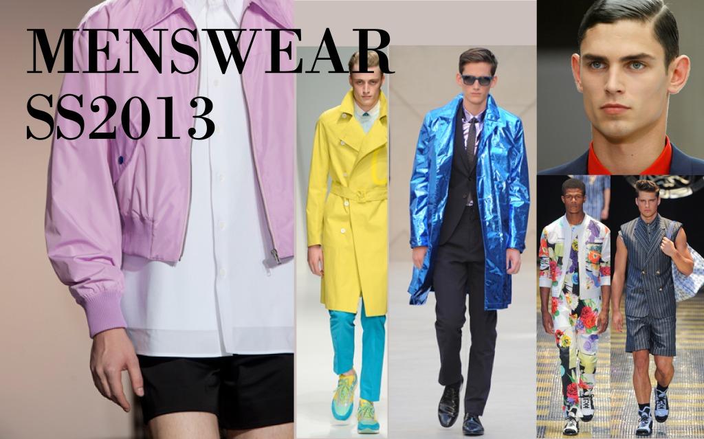 SS2013 Menswear