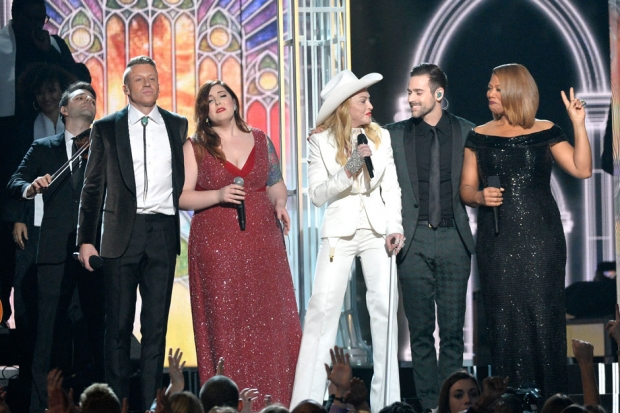 Grammy's 2014 flashback : The call for equity