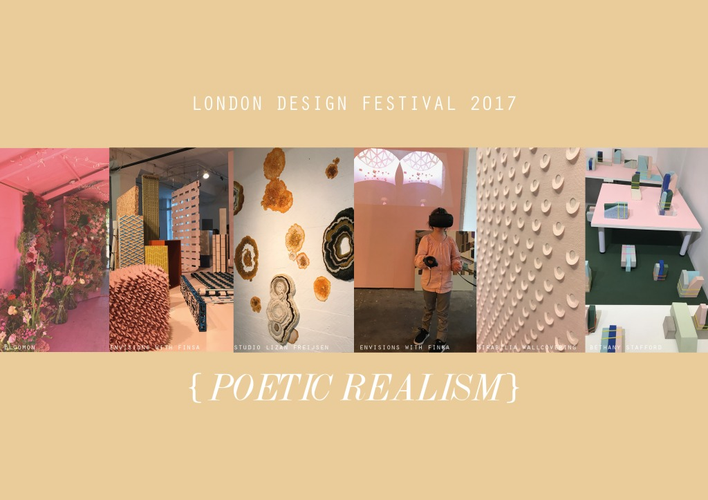 London design festival 2017 trend report